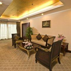 Nile Villa International Hotel интерьер отеля