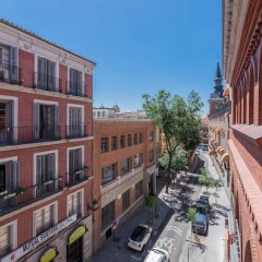 Отель Best Offer Madrid Centro Sol балкон