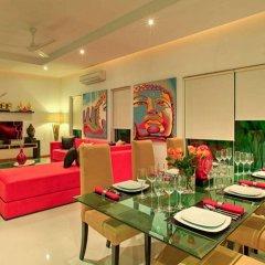 Отель Baannaraya Exclusive Pool Villa Residence детские мероприятия