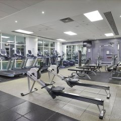 DoubleTree by Hilton Hotel Dartford Bridge фитнесс-зал фото 2
