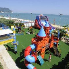 Отель Villaggio Centro Vacanze De Angelis Нумана детские мероприятия фото 2