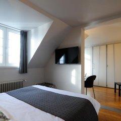 Отель B&B Contrast Бельгия, Брюгге - отзывы, цены и фото номеров - забронировать отель B&B Contrast онлайн комната для гостей фото 2