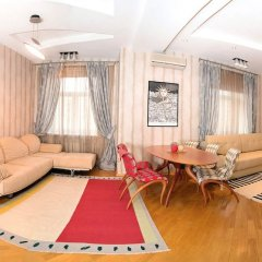 Гостиница ApartExpo on Kutuzovsky 35-30 комната для гостей фото 5