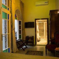 Отель Dar El Kebira Salam Марокко, Рабат - отзывы, цены и фото номеров - забронировать отель Dar El Kebira Salam онлайн интерьер отеля фото 2