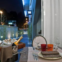Hotel Caravel Рим в номере фото 2