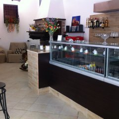 Отель Al Casale del Veio B&B гостиничный бар