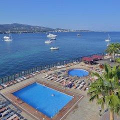 Отель Alua Hawaii Mallorca & Suites пляж фото 2