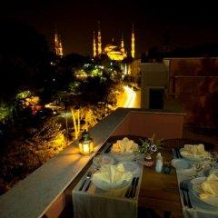 Erguvan Hotel Istanbul питание