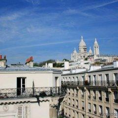 Best Western Hotel Le Montmartre Saint Pierre пляж