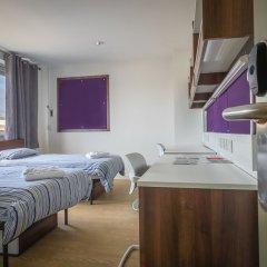 Отель LSE Carr-Saunders Hall комната для гостей фото 4