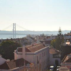 Отель RH Estrela 27 Лиссабон балкон