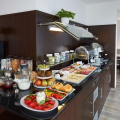 GHOTEL hotel & living München-City питание фото 2