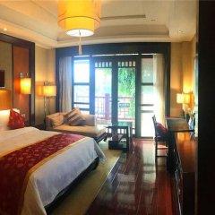 Отель Xiamen Aqua Resort комната для гостей фото 5