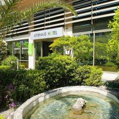 Athinais Hotel бассейн