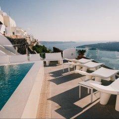 Отель Athina Luxury Suites Греция, Остров Санторини - отзывы, цены и фото номеров - забронировать отель Athina Luxury Suites онлайн приотельная территория фото 2