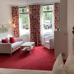Отель Bed And Breakfast Amsterdam Нидерланды, Амстердам - отзывы, цены и фото номеров - забронировать отель Bed And Breakfast Amsterdam онлайн комната для гостей фото 4