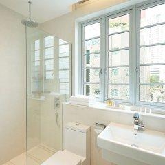 Hotel Bencoolen@Hong Kong Street ванная