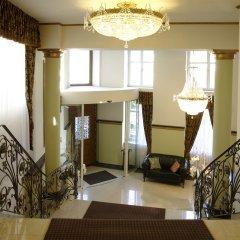 Spa Hotel Schlosspark интерьер отеля