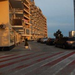 Отель Parus Center Sochi Сочи парковка