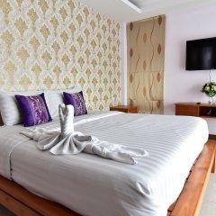 Апартаменты Kaewfathip Apartment Паттайя фото 7