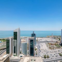 Отель Four Points by Sheraton Kuwait пляж