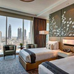 Steigenberger Hotel Business Bay, Dubai комната для гостей фото 6