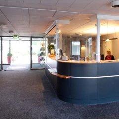 Отель Zleep Hotel Aalborg Дания, Алборг - отзывы, цены и фото номеров - забронировать отель Zleep Hotel Aalborg онлайн интерьер отеля фото 3