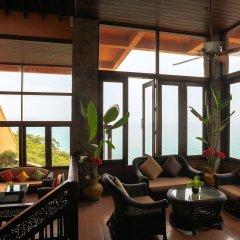 Отель Samui Bayview Resort & Spa Таиланд, Самуи - 3 отзыва об отеле, цены и фото номеров - забронировать отель Samui Bayview Resort & Spa онлайн интерьер отеля