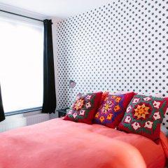 Отель B&B Place Jourdan Бельгия, Брюссель - отзывы, цены и фото номеров - забронировать отель B&B Place Jourdan онлайн комната для гостей фото 5
