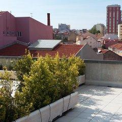 Отель Wallis São Bento балкон