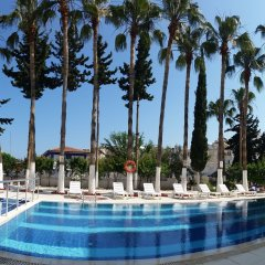 Eylul Hotel бассейн фото 2