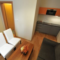 Отель Apartmánový Dum Centrum Брно