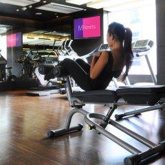 Отель Mode Sathorn Бангкок фитнесс-зал фото 3