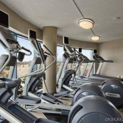 Отель Embassy Suites Minneapolis - Airport Блумингтон фитнесс-зал фото 4