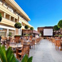 Отель Crystal Kemer Deluxe Resort And Spa Кемер питание