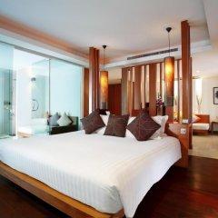 Отель La Flora Resort Patong 5* Вилла разные типы кроватей