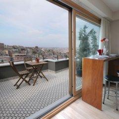 Отель T-Loft Residence балкон