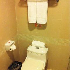 Отель Home Inn Chongqing Wanzhou Dianbao Road Wanda Plaza ванная фото 2