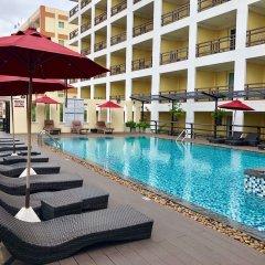 Отель Golden Sea Pattaya Hotel Таиланд, Паттайя - 10 отзывов об отеле, цены и фото номеров - забронировать отель Golden Sea Pattaya Hotel онлайн фото 9