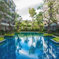 Отель The Title Phuket с домашними животными
