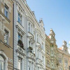 Отель Romantic Luxury in Old Town Prague Чехия, Прага - отзывы, цены и фото номеров - забронировать отель Romantic Luxury in Old Town Prague онлайн вид на фасад