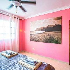 Отель Punta Cana Penthouse Доминикана, Пунта Кана - отзывы, цены и фото номеров - забронировать отель Punta Cana Penthouse онлайн комната для гостей фото 2