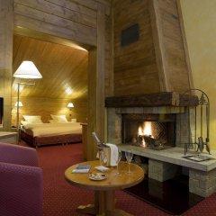 Hotel Mont Vallon Meribel интерьер отеля