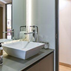 Отель Incredible and Spacious 2BR 2BA Apt in Polanco Мехико ванная
