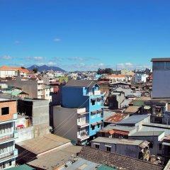 Thien Hoang Hotel Далат балкон