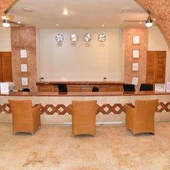 Отель Sunset Fishermen Beach Resort Плая-дель-Кармен спа