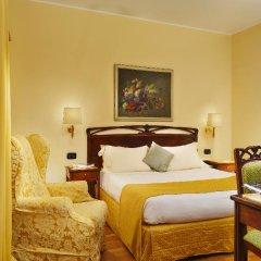 Hotel Continental Genova 4* Стандартный номер с различными типами кроватей фото 23