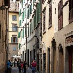 Отель Dante Aligheri вид на фасад