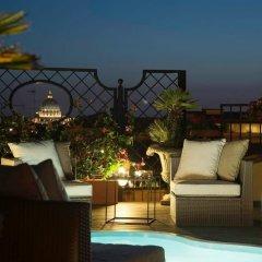 Отель Colonna Palace Hotel Италия, Рим - 2 отзыва об отеле, цены и фото номеров - забронировать отель Colonna Palace Hotel онлайн бассейн фото 3