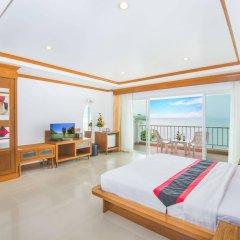 Отель Tri Trang Beach Resort by Diva Management комната для гостей фото 4